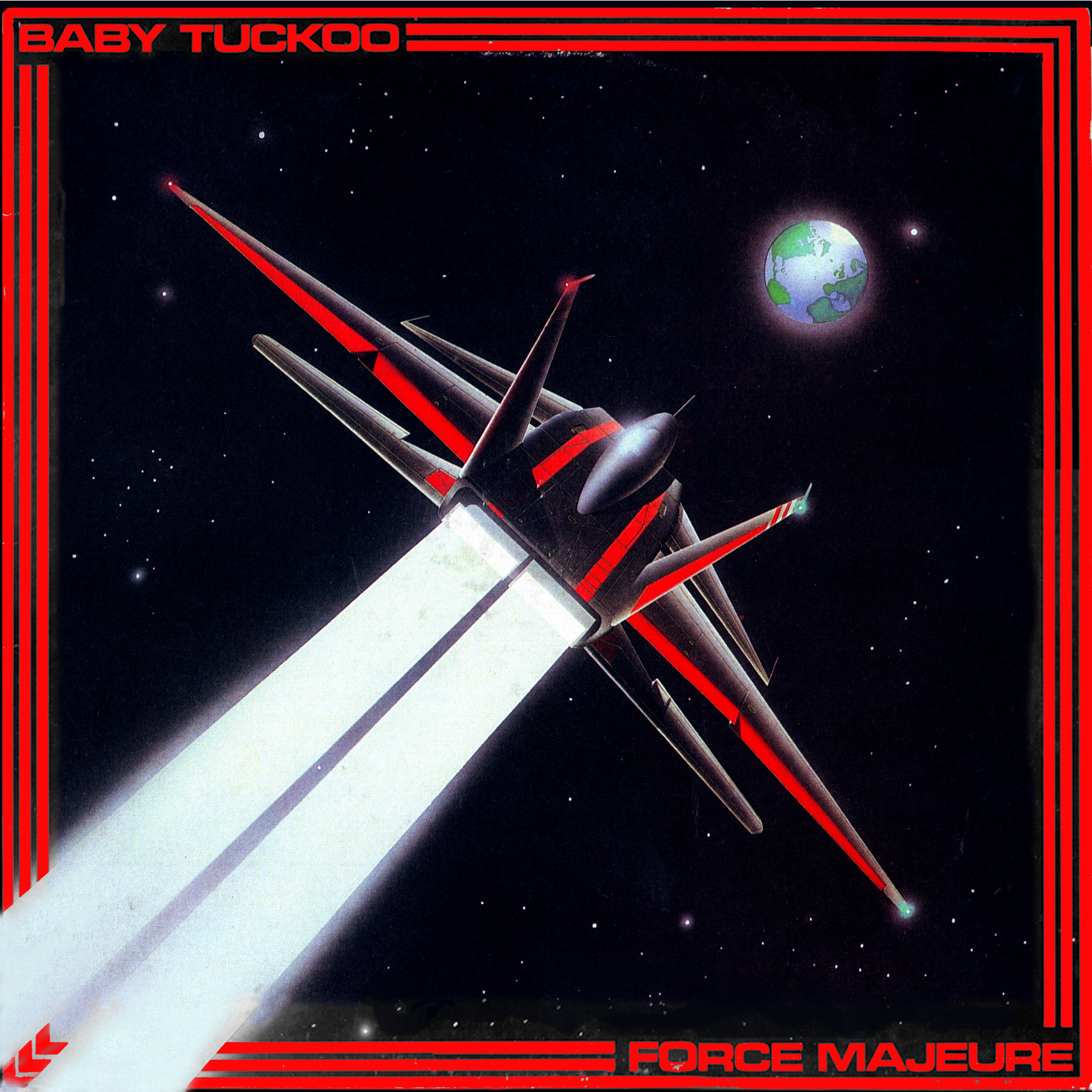 Baby Tuckoo - Force Majure