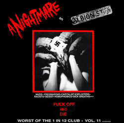 1 In 12 Club - A Nightmare On Albion Street