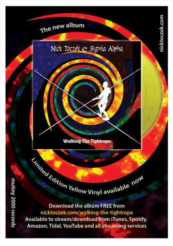Walking The Tightrope Ad