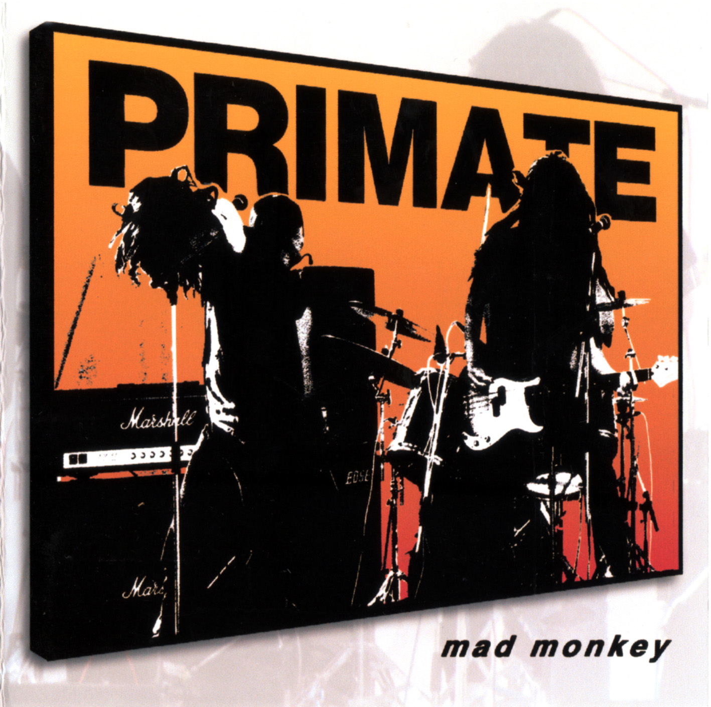 Primate - Mad Monkey