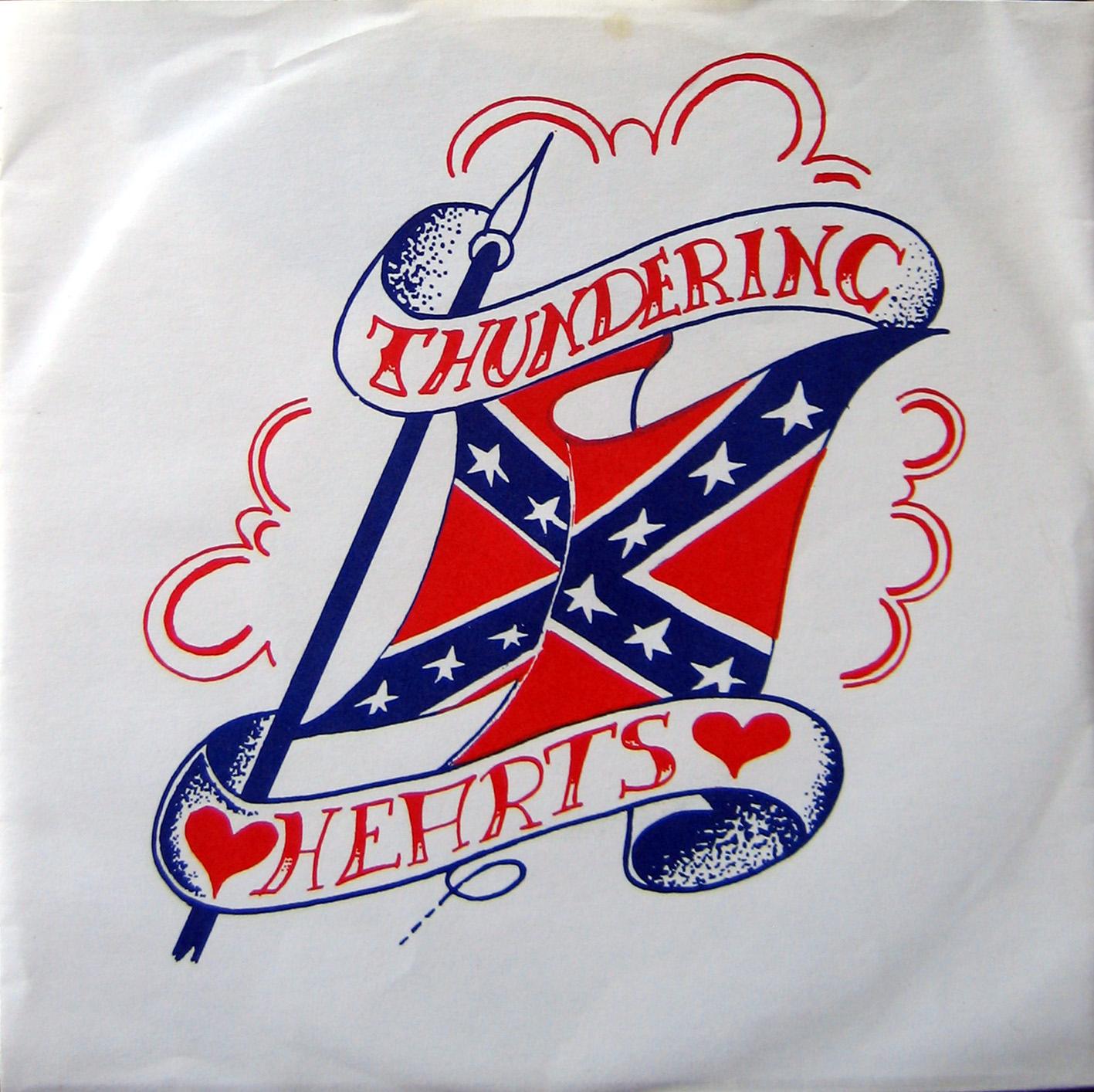 Thundering Hearts - Single