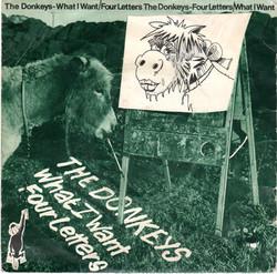The Donkeys - What I Want