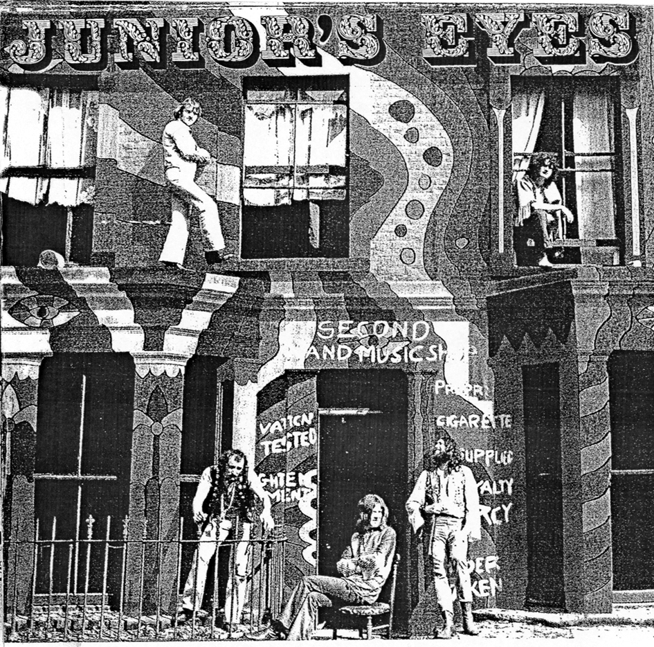 JUNIORS EYES LP COVER