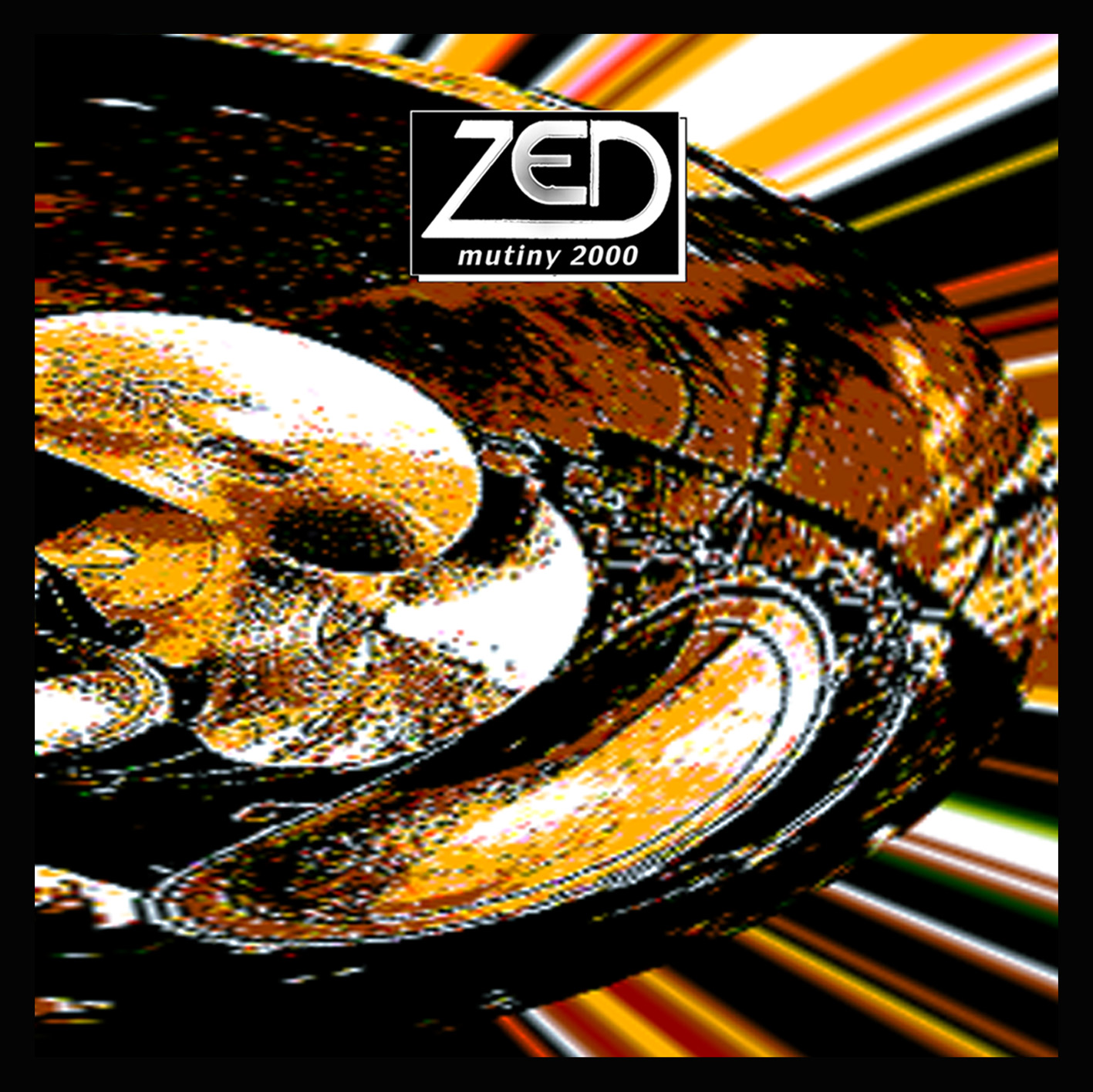 Zed - Mutiny 2000