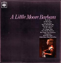 Barbara Moore - A Little Moore Barbara