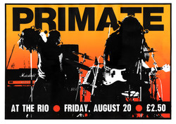 Primate Rio poster