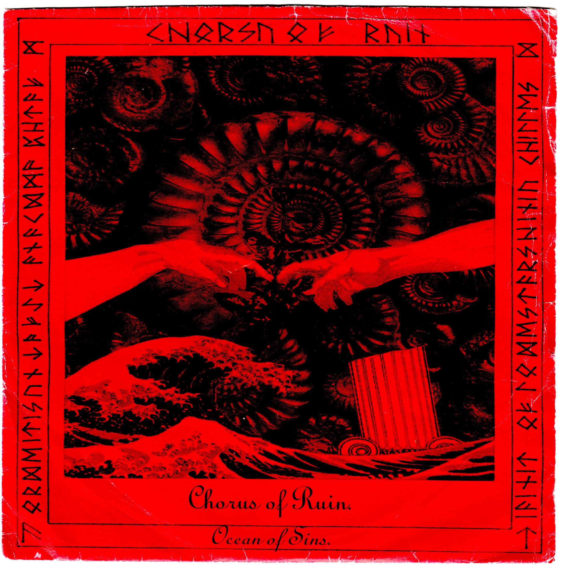 Chorus Of Ruin - Ocean Of Sins