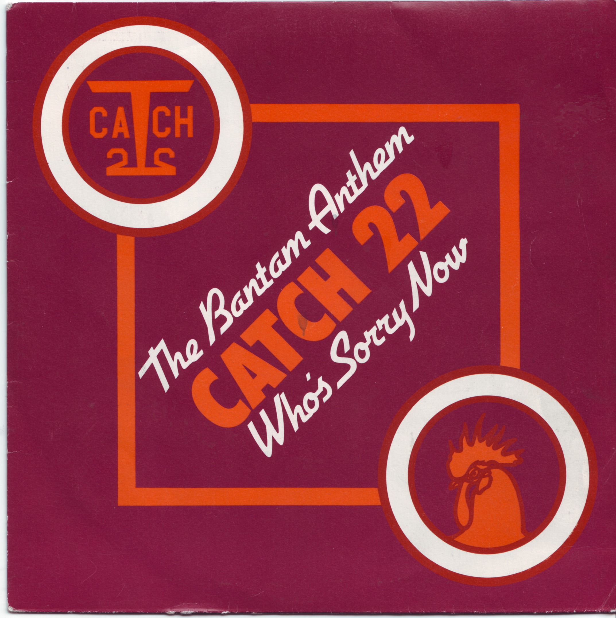Catch 22 - The Bantam Anthem
