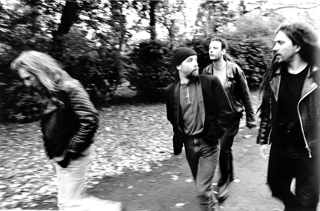 GRIM WALKING
