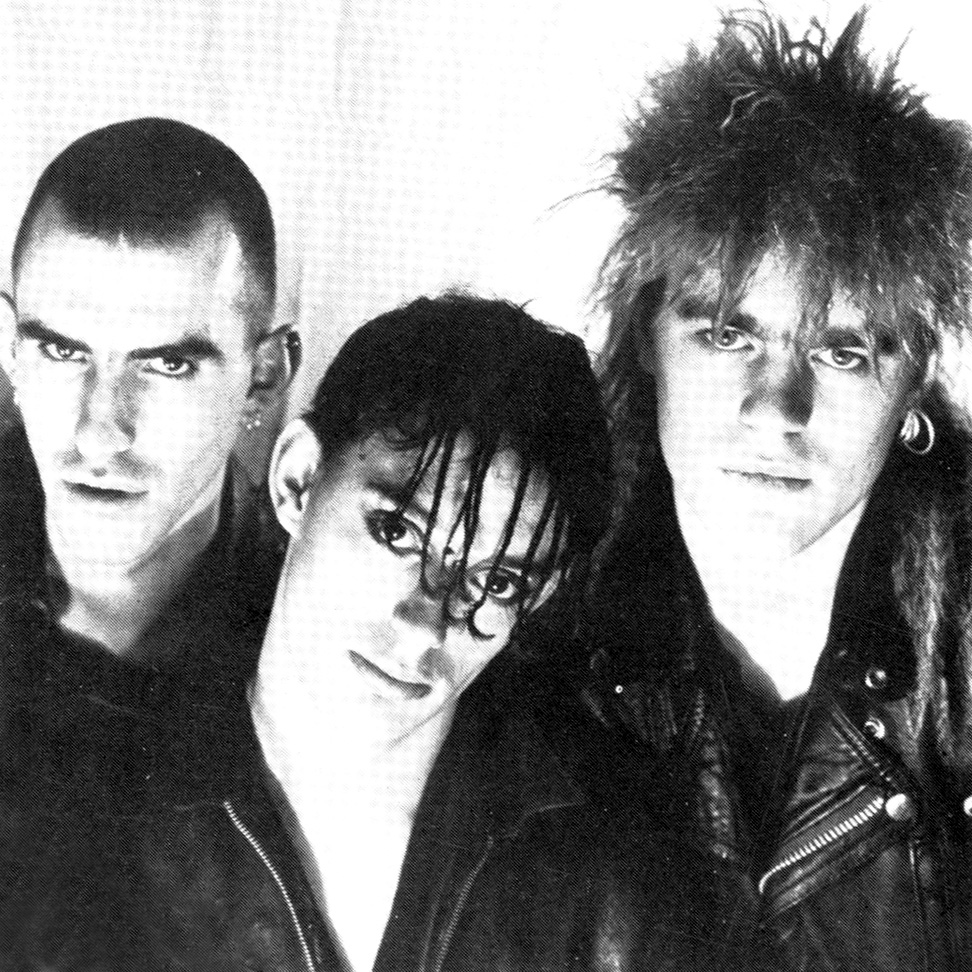 New Model Army early photo