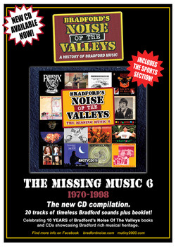 Bradford Noise The Missing Music 6 adver