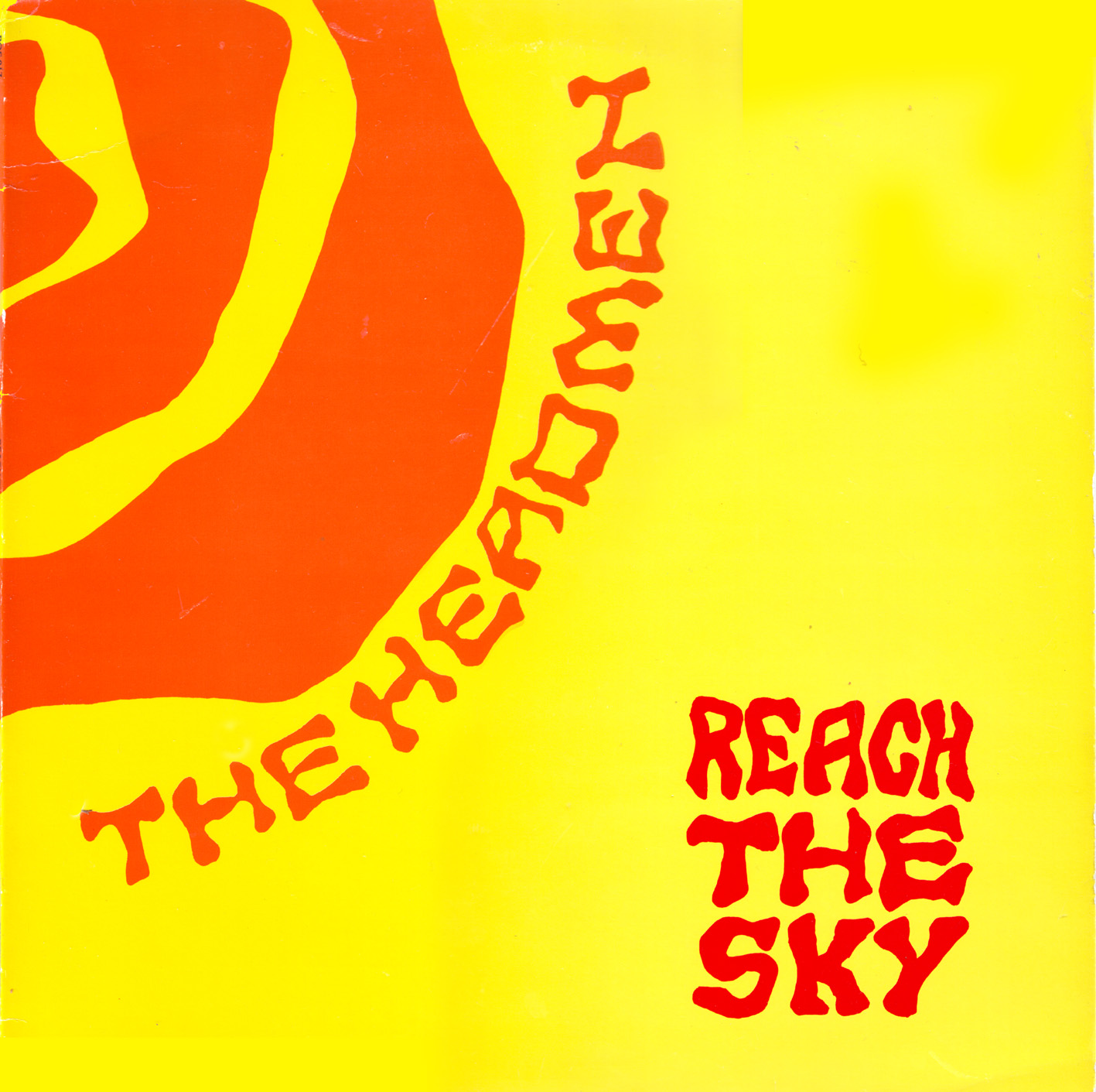 The Headmen - Reach For The Sky