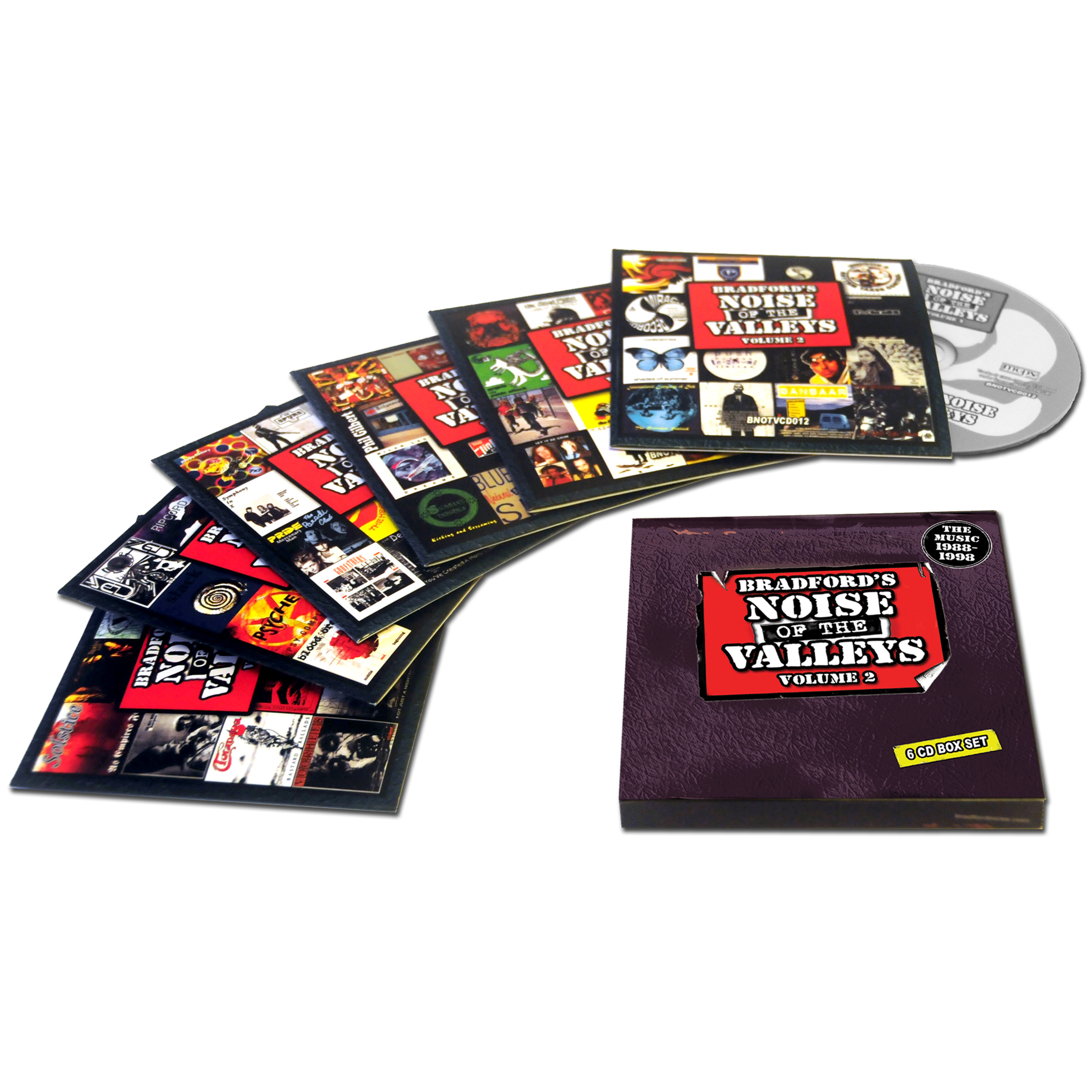 The Music 1988-1998 Box Set