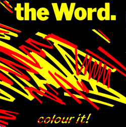 The Word - Colour It
