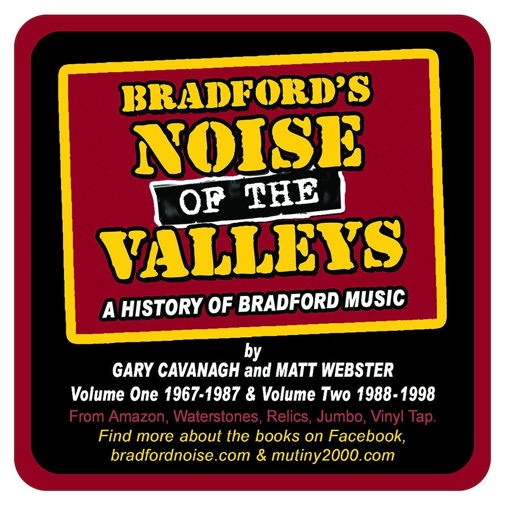 Bradford Noise Beer Mat