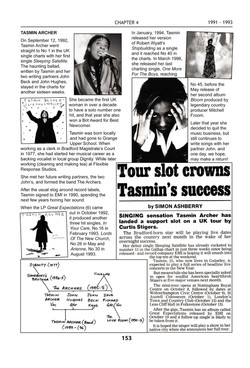 Tasmis Archer sample page