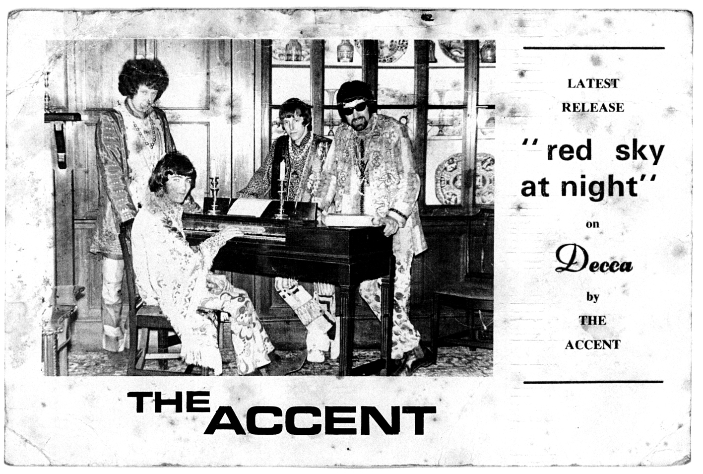 The Accent promo