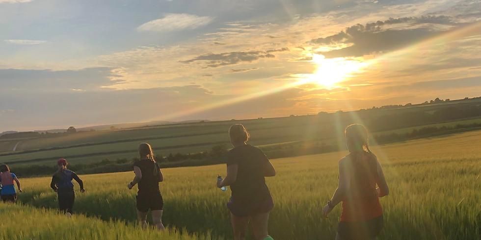 She Runs Outdoors Kithurst Hill 12.5 km Women's Trail Runs  (1)