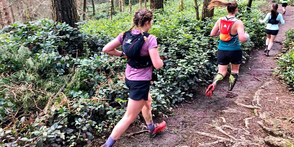 She Runs Outdoors Leith Hill 10km Women's Trail Run