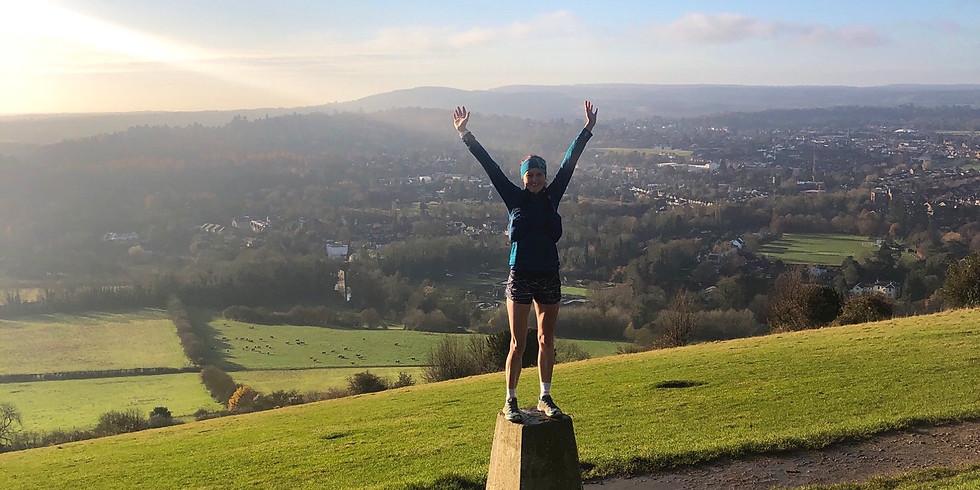 Box Hill 10km Women's Trail Run