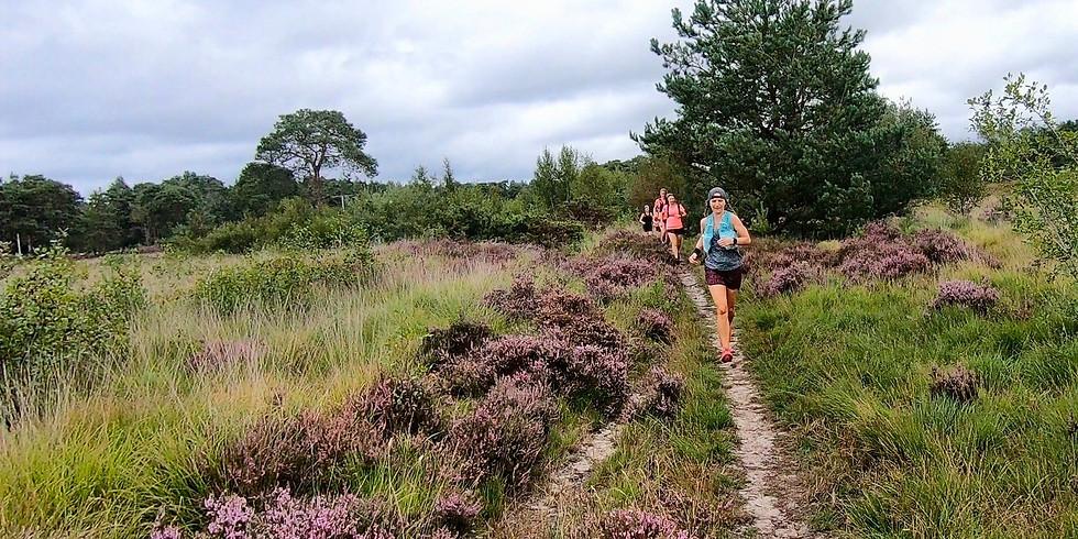 She Runs Outdoors Cowdray 22km Women's Trail Runs