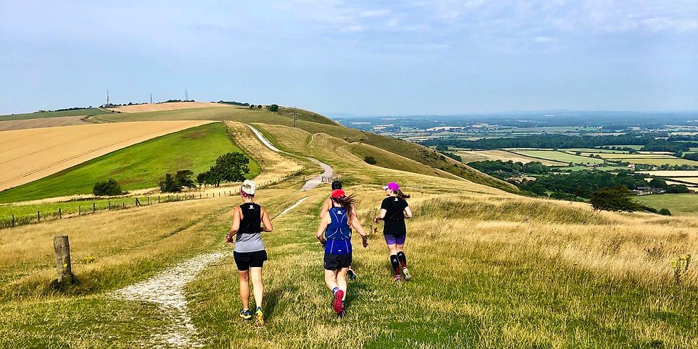 She Runs Outdoors Devil's Dyke 15km Women's Trail Run