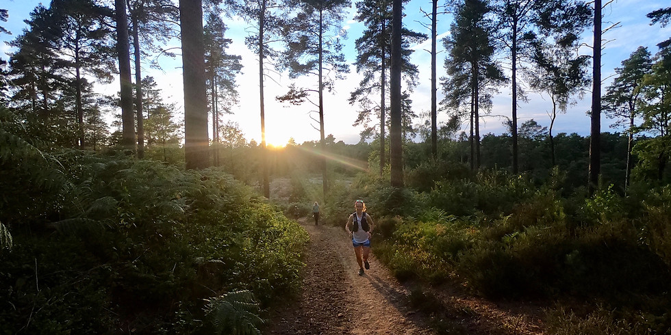 She Runs Outdoors Pitch Hill 10km Women's Trail Run