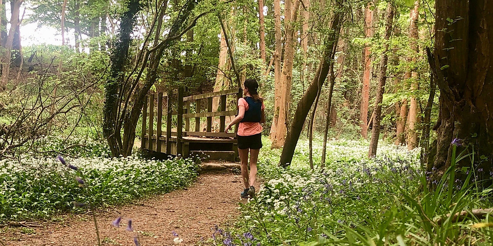 SOLD OUT The Milk Churn to Roman Woods 12km Women's Trail Run
