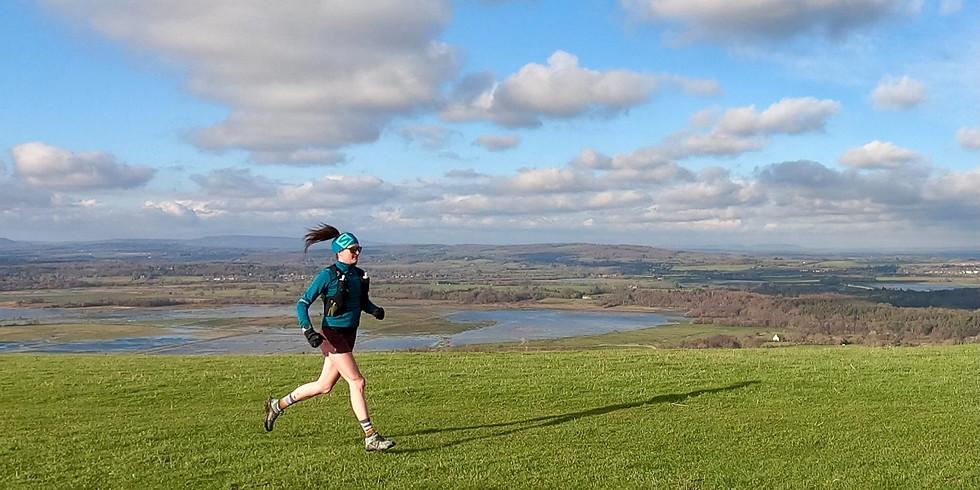 She Runs Outdoors South Downs Way/Monarch's Way 24km Women's Trail Runs