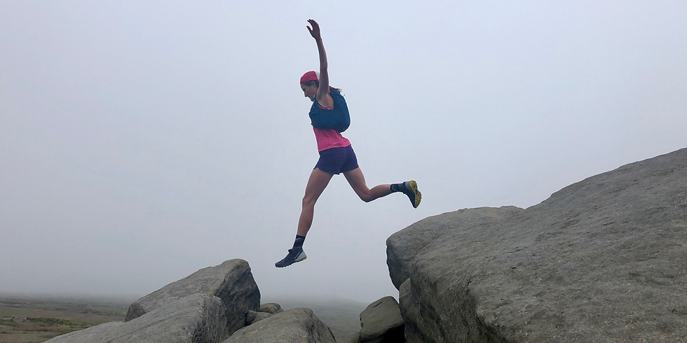 She Runs Outdoors Peak District Weekend (REGISTRATION DEPOSIT ONLY)