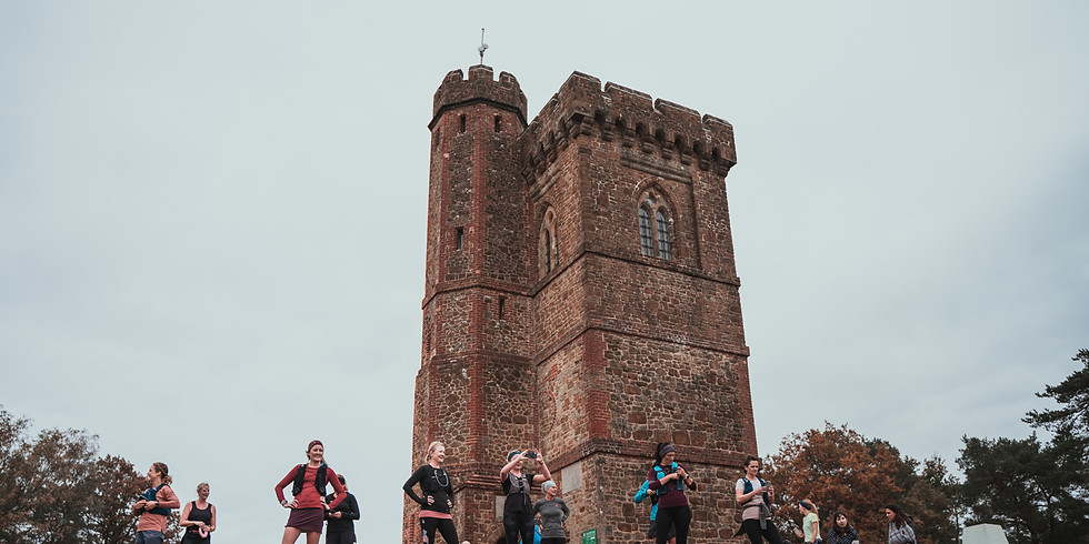 She Runs Outdoors Holmbury Hill to Leith Hill 16km Women's Trail Run