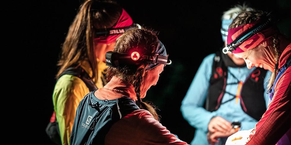 She Runs Outdoors Cissbury Ring 10 km Women's Night Trail Run