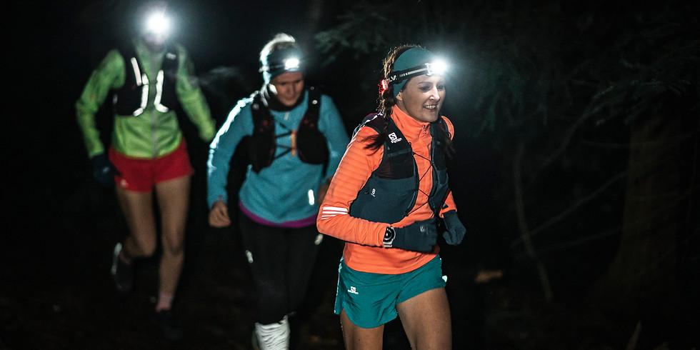 Washington to Chanctonbury Ring 10km Women's Night Run