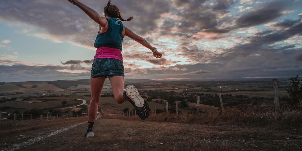 She Runs Outdoors Kithurst Hill 13 km Women's Trail Run