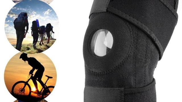 1 pc kneepad Adjustable Sports Leg Knee Support