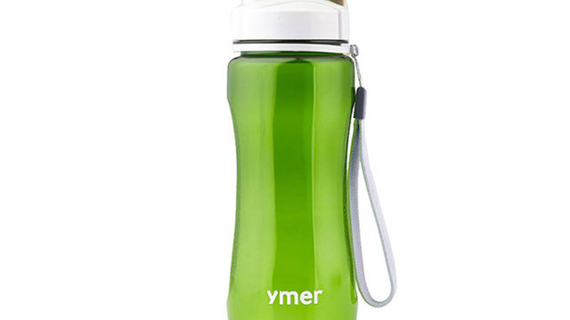 560ml::590ml Water Bottle Leak-proof With Rope