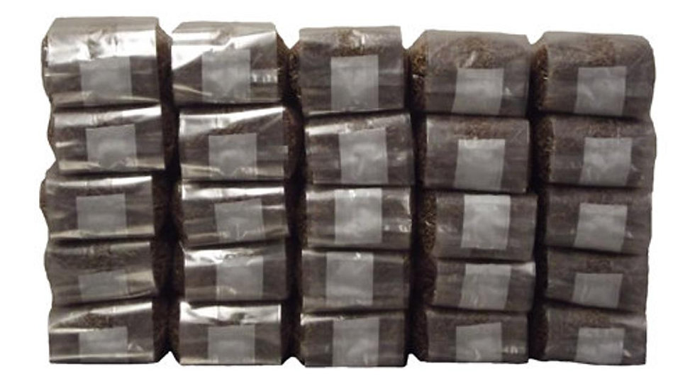 5Lb. Manure Blend Pasteurized Substrate Bags
