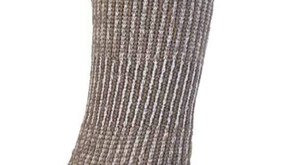 Ladies Fleece Lined Knee High Thermal Boot Socks
