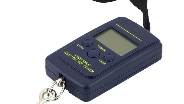 40kg x 10g Portable Mini Electronic Digital Scale