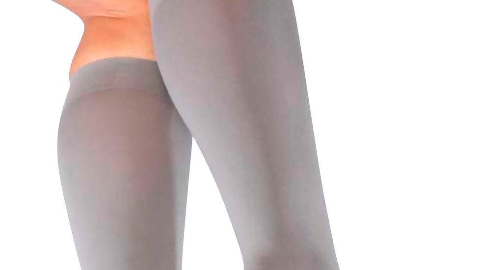 Skinless Micro 70 Knee Socks Gray