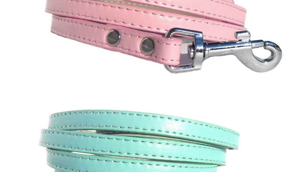 Classic Style Dog Leads - Blue, Small