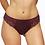 Thumbnail: Blush Harlow Lace Trim Thong Panty