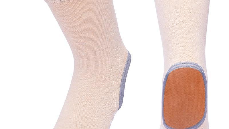 Peek-A-Boo Yoga Socks Silicone NonSlip QuickDry Pilates Sock Foot Heel