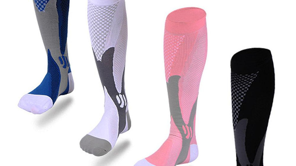 Leg Support Stretch Compression Socks For Women  Sports Walking SP