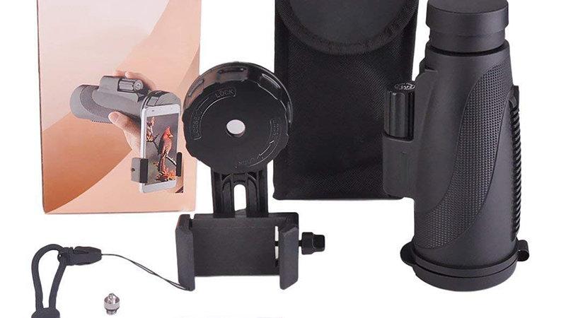 Monocular Telescope Waterproof Mobile Night Vision