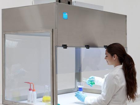 How do you build a mycology lab?