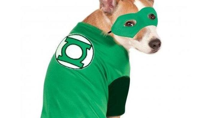 Green Lantern Bougie Pooch T-Shirt