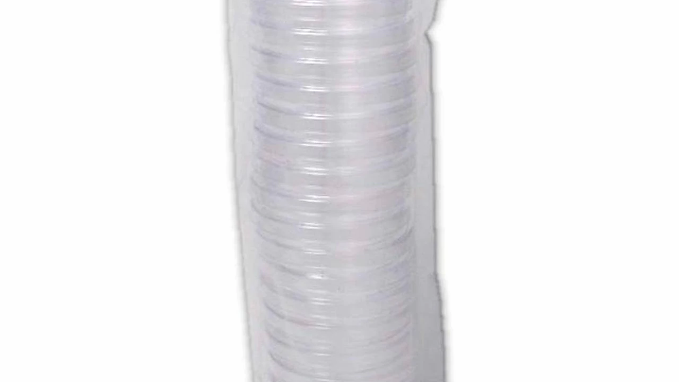 100mmx15mm Sterilized Petri Dishes with Lids