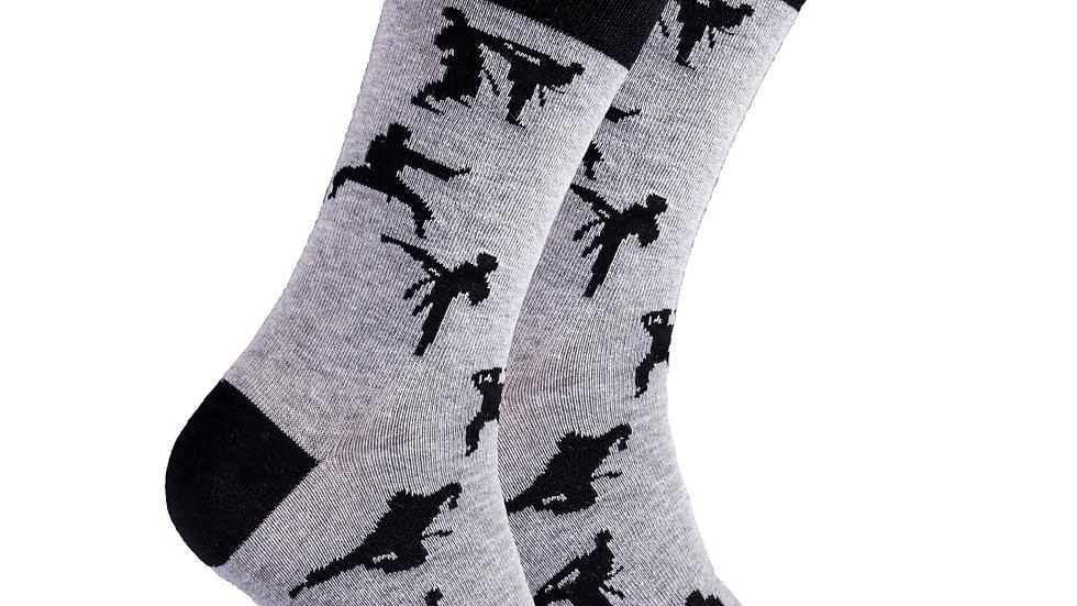 Haught Action Wear Karate Socks