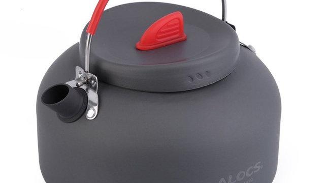 ALOCS 1.4L 1 Person Outdoor Cookware Aluminum